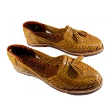 Huaraches Sandals Mustard