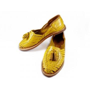 yellow vintage