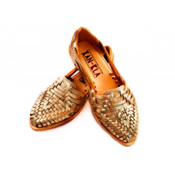 Huaraches Gold